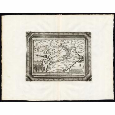 Oost-Indize Voyagie door William Hawkins van Suratte (..) - Van der Aa (1725)
