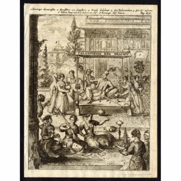 Calaminhans eer pracht - De Hooghe (1682)