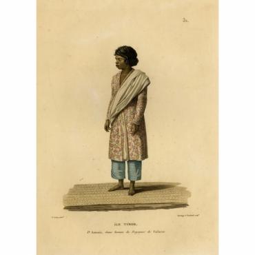 Ile Timor - Lerouge & Choubard (1825)