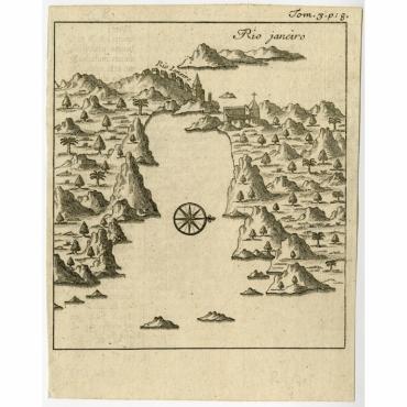 Rio Janeiro - Renneville (1702)