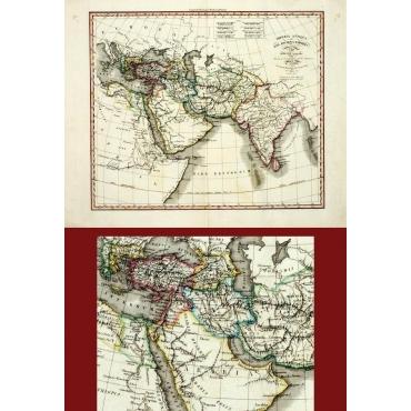Les anciens Empires - Dufour (1830)