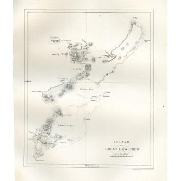 Island of Great Lew-Chew - Ackerman (1857)