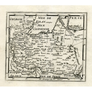 Perse - Bachiene (1758)