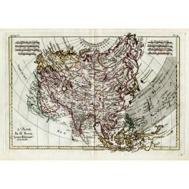 L'Asie - Bonne (1780)