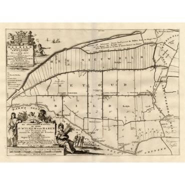Het Bild, de negende en laatste Grietenije van Wester Goo - Halma (1718)
