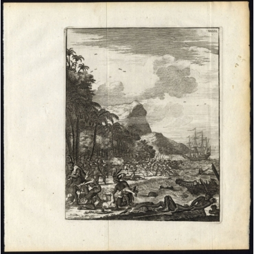 Verhael des Schipbreuks van 't schip Weesp - Schouten (1708)