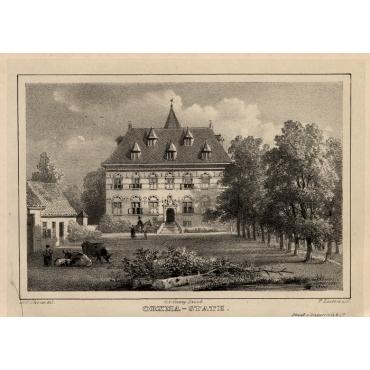 Orxma-State - Van der Aa (1846)