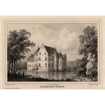 Liaukama-State - Van der Aa (1846)