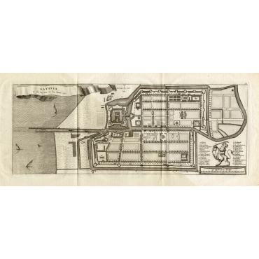 Batavia zo als het was in den Jaare 1731 - Conrade (1782)