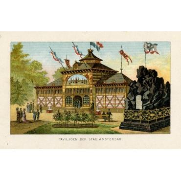 Paviljoen der Stad Amsterdam - Emrik & Binger (1885)