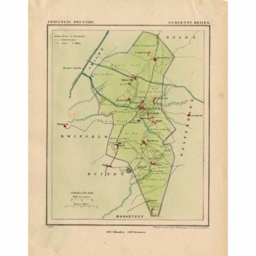 Gemeente Hijken - Kuyper (1865)