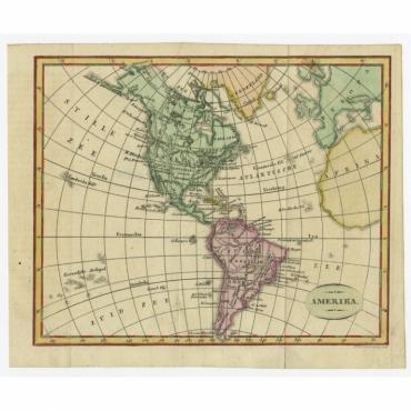Amerika - Veelwaard (1841)