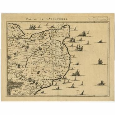 Partie de L'Angleterre - Harrewijn (c.1709)
