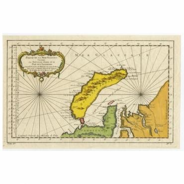 Partie de la Mer Glaciale (..) - Bellin (1758)