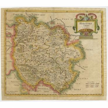 Herefordshire - Morden (c.1700)