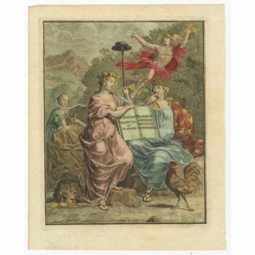 Dictionnaire Francois et Flamand (..) - Wandelaar (1757)