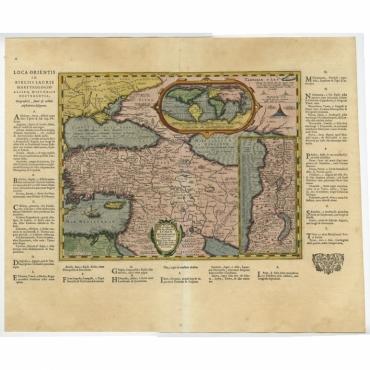 Lumen Historium per Orientem (..) - Haraeus (1624)