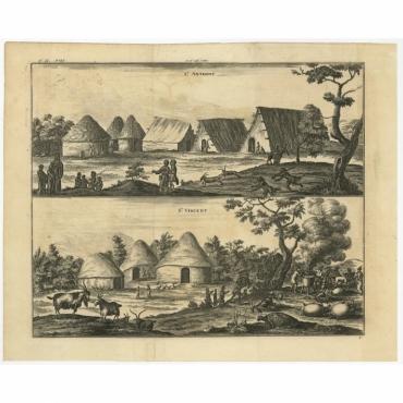 St. Anthony - St. Vincent - Nieuhof (1682)