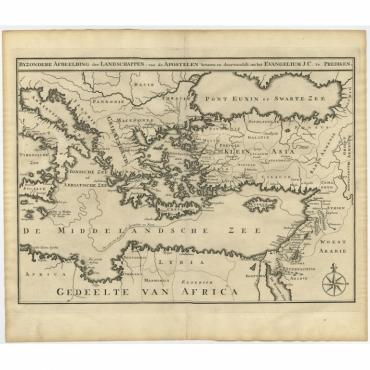 Byzondere afbeelding der landschappen (..) - Calmet (c.1725)