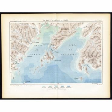 Le Golfe de Pierre-Le-Grand - Reclus (1881)