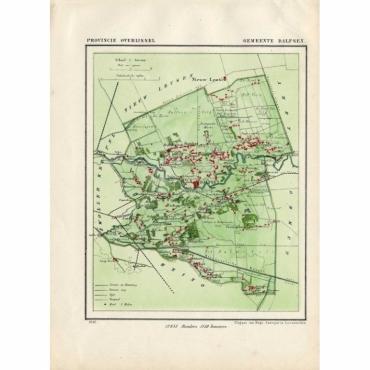 Gemeente Dalfsen - Kuyper (1865)