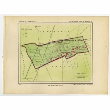 Gemeente Nieuwleusen - Kuyper (1865)