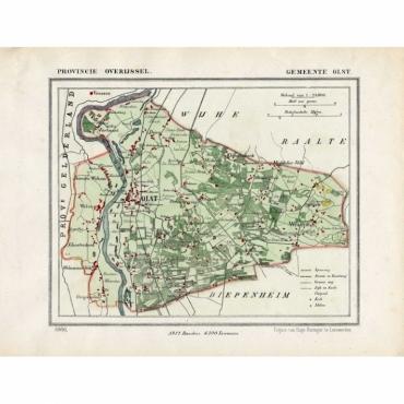 Gemeente Olst - Kuyper (1865)