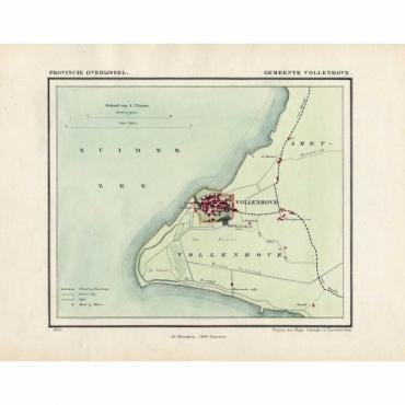 Gemeente Vollenhoven - Kuyper (1865)