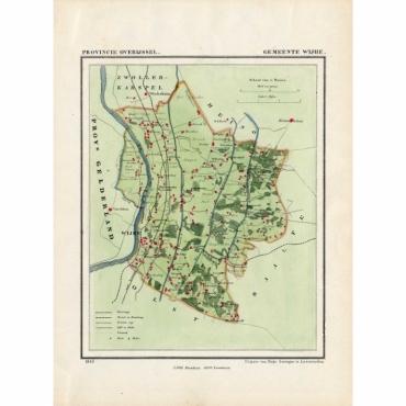 Gemeente Wijhe - Kuyper (1865)