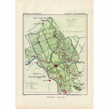 Gemeente Zwollerkerspel - Kuyper (1865)
