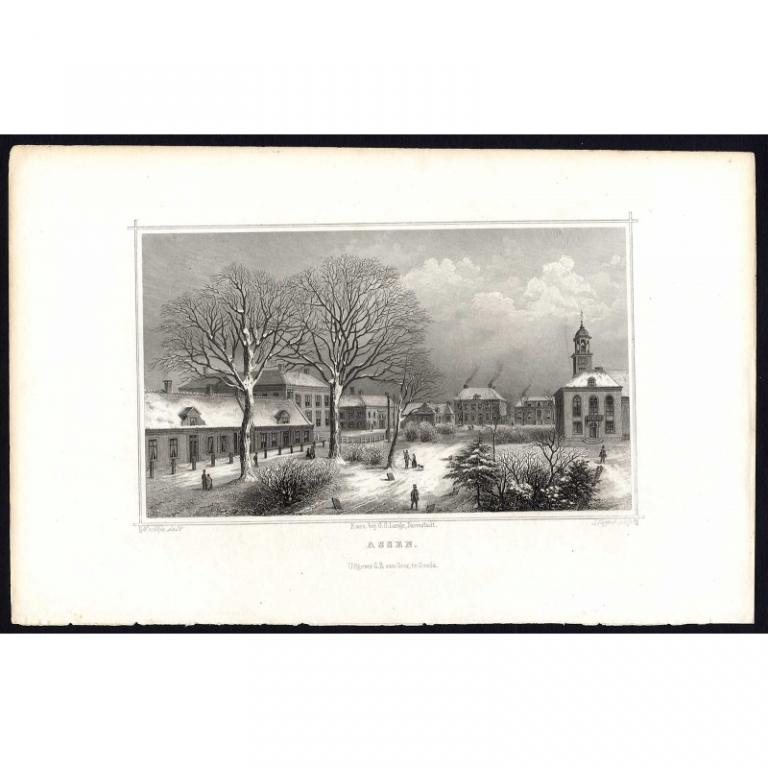 Assen - Terwen (1863)