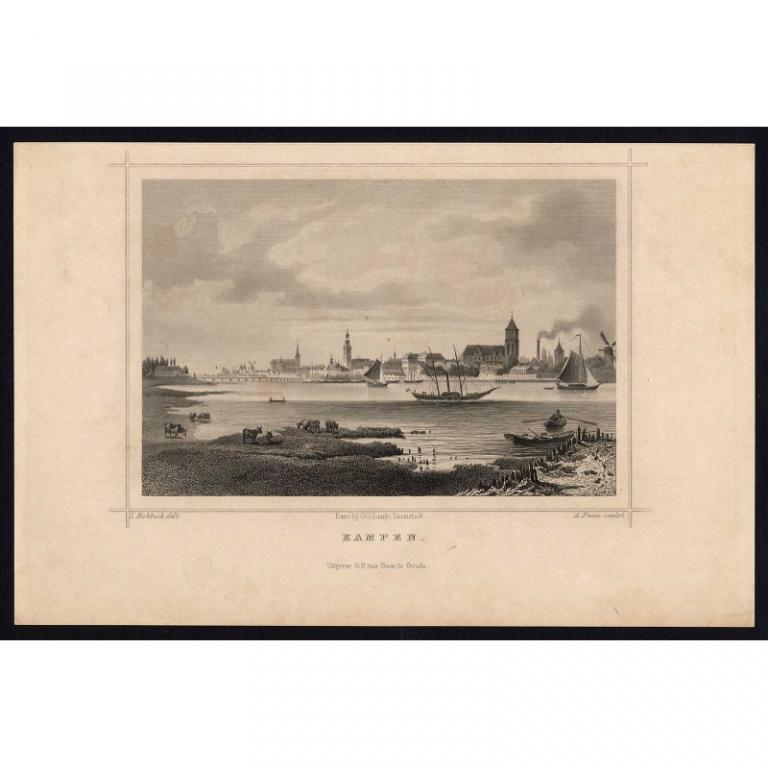 Kampen - Terwen (1863)