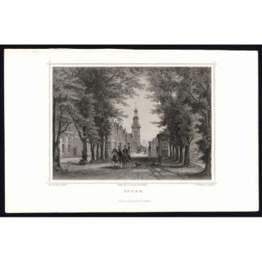 Joure - Terwen (1863)