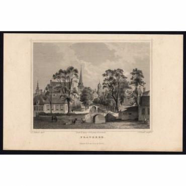 Franeker - Terwen (1863)