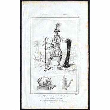 Pl.67 Alfouras en grand Costume, Instruments de Musique - Rienzi (1836)