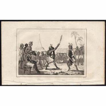 Pl.55 Danse Bourou - Rienzi (1836)