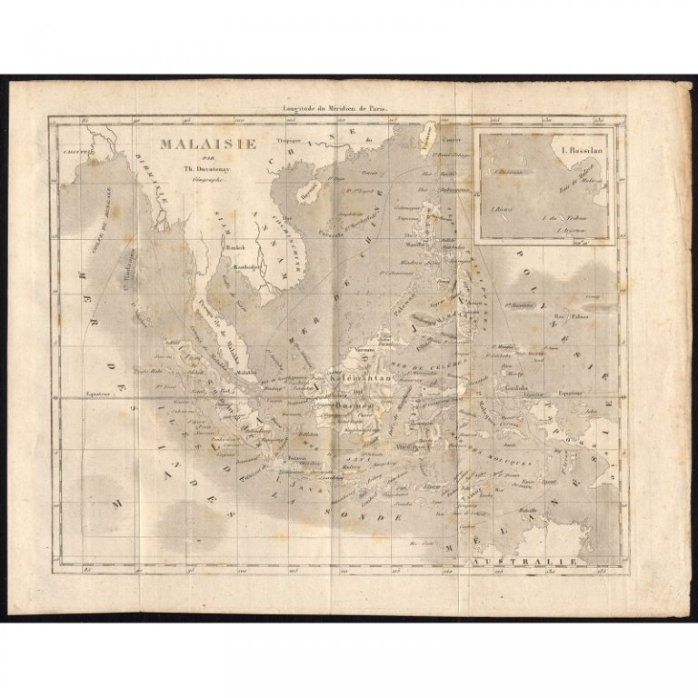 Malaisie par Th. Duvotenay - Rienzi (1836)