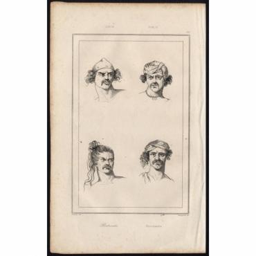 Portraits - 52, Timor - Rienzi (1836)