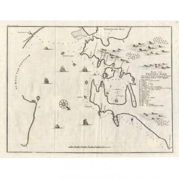 Bay de Trinquemale - Bellin (1758)