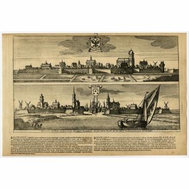 Bolswart & Dockom - Bouttats (1680)