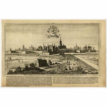 Leeuwaerden - Bouttats (1680)