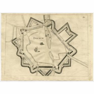 Dockum - Priorato (1673)