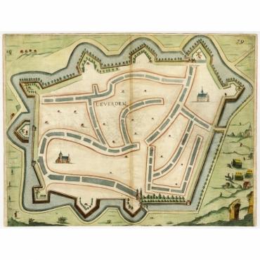 Leverden - Priorato (1673)