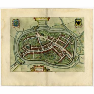 Bolswaert - Blaeu (1652)