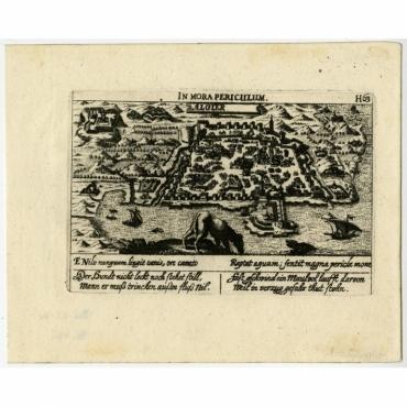 Algier - Meisner & Kieser (c.1630)