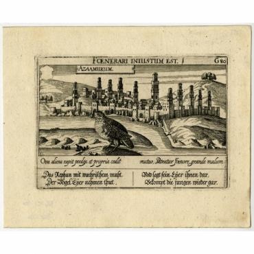 Azaamurum - Meisner & Kieser (c.1630)