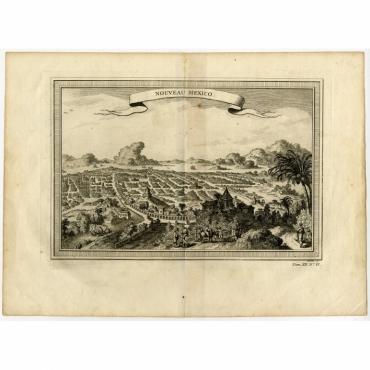 Nouveau Mexico - Prevost (1754)