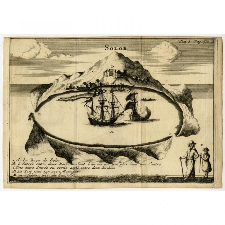 Solor - Argensola (1706)