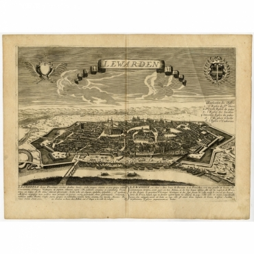 Lewarden - Jollain (c.1670)