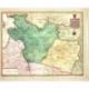 Nieuwe Kaart van Over IJssel - Kok (1797)